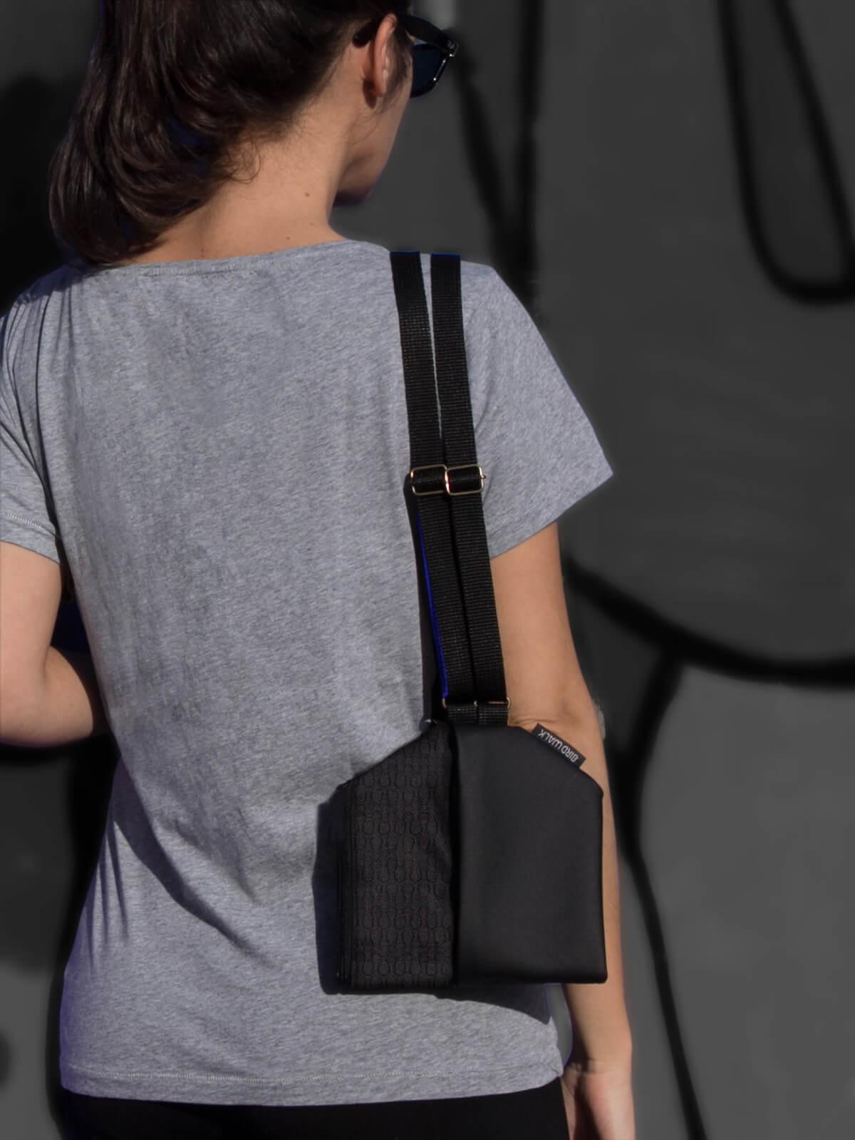 mala versátil design minimalista português