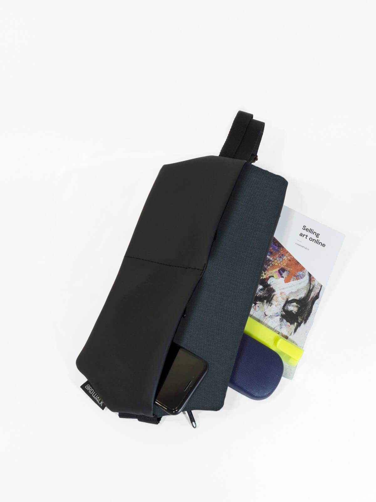 birdwalk slim backpack shoulder bag waterprooof04